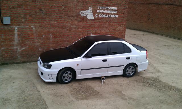Hyundai Accent Club Русская версия Invision Power Board