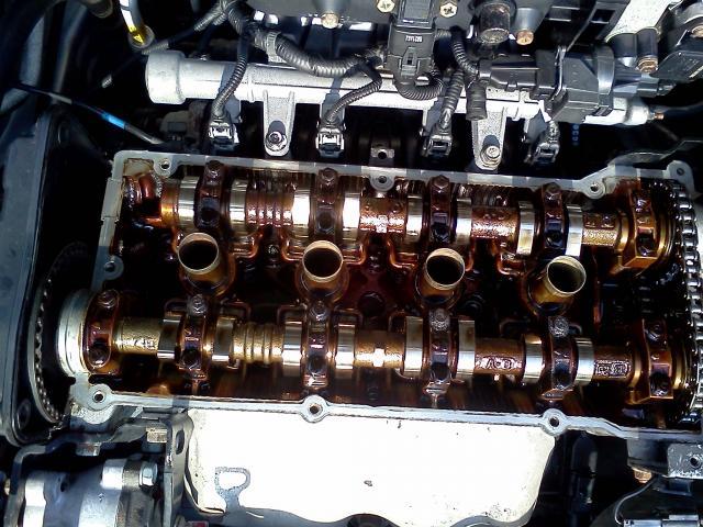 Замена термостата с электронным регулированием 06A 121