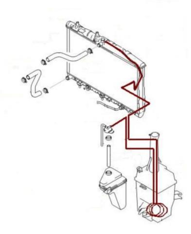 """Вот мой способ решения подогрева бочка омывателя =)) Очень простой  """"кипетильник """".  Все это работает за счет..."""