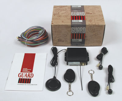 сигнализация guard rf-310 инструкция